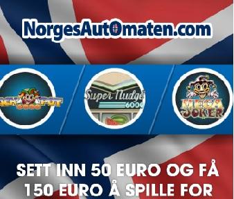 Norgesautomaten casino